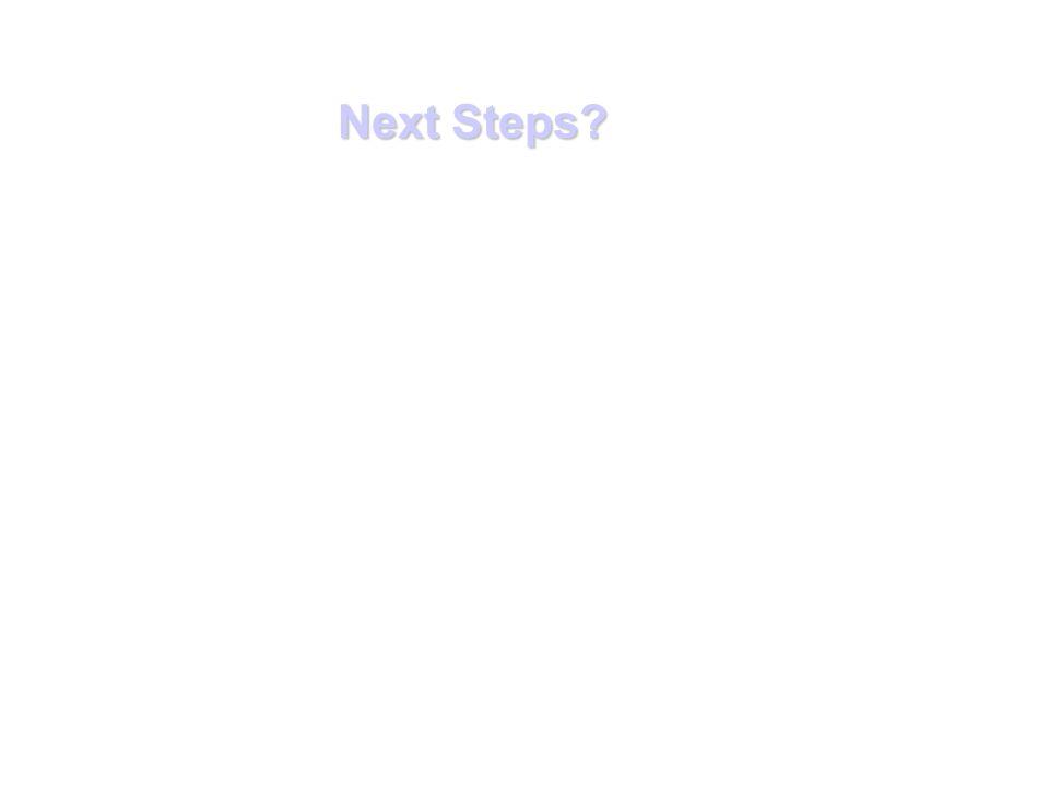 Next Steps 68