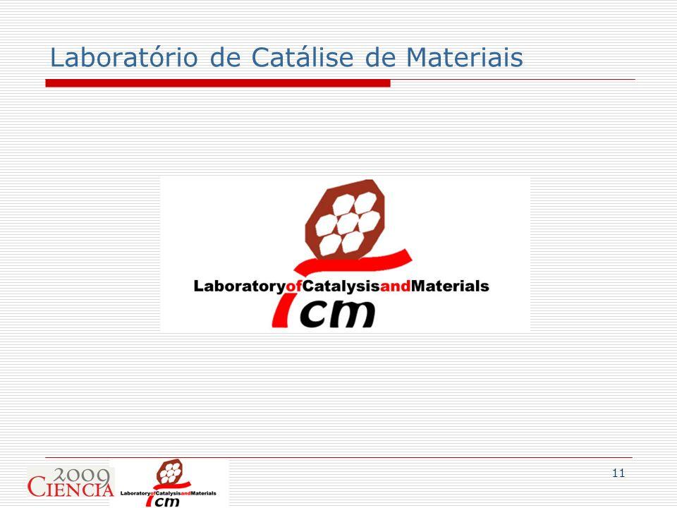 Laboratório de Catálise de Materiais