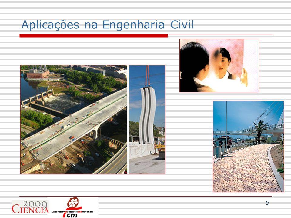 Aplicações na Engenharia Civil