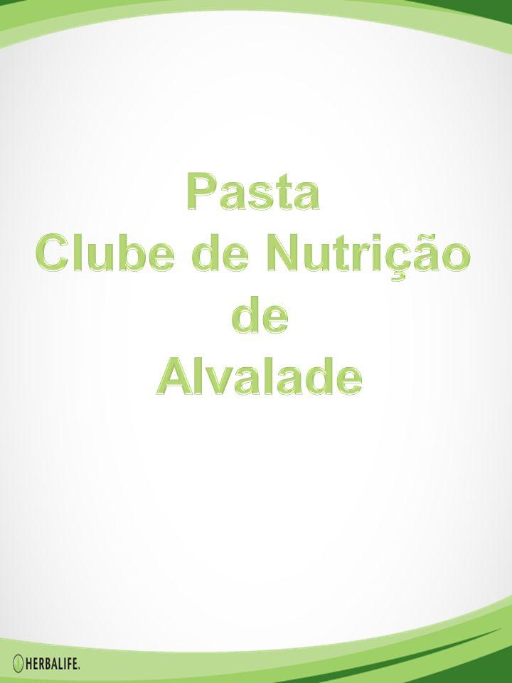 Pasta Clube de Nutrição de Alvalade