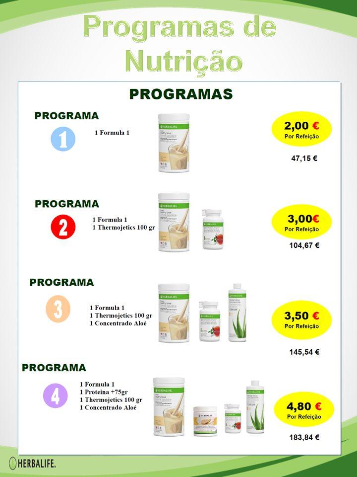 Programas de Nutrição
