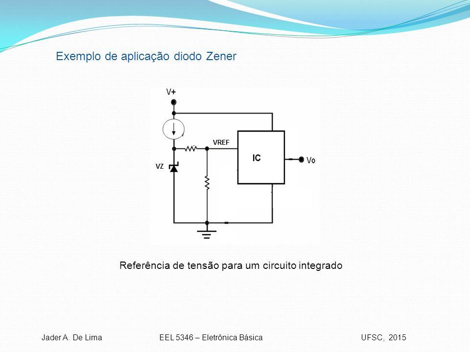 Circuito Zener : Circuitos básicos a diodos ppt carregar