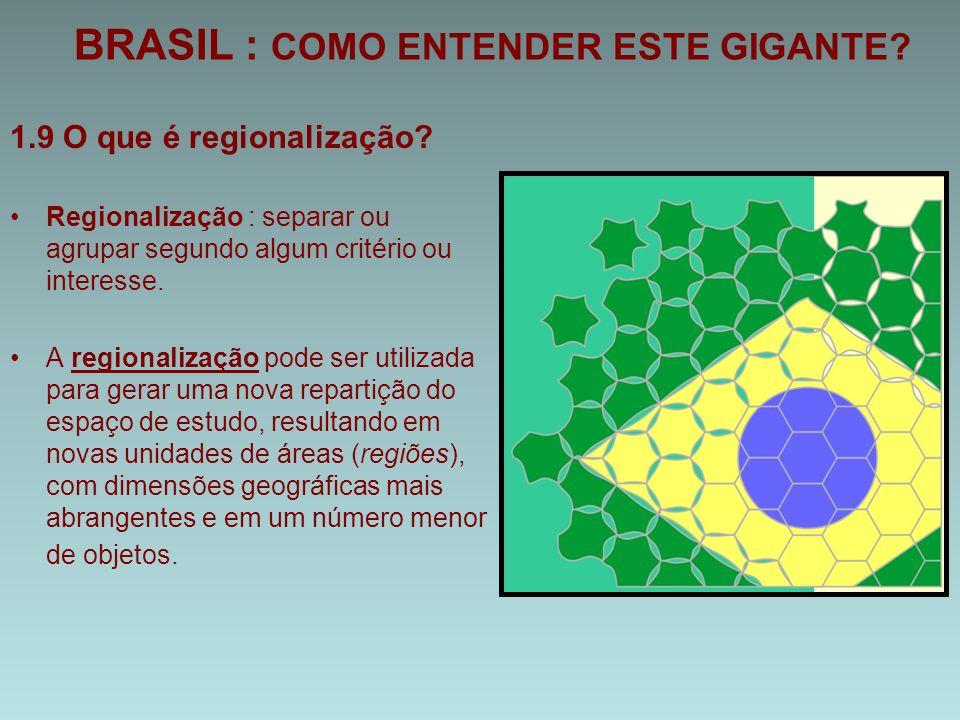 BRASIL : COMO ENTENDER ESTE GIGANTE