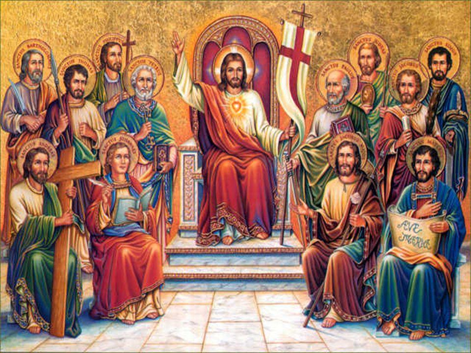 O Prefácio da Missa também nos fala em que consiste esse Reino: