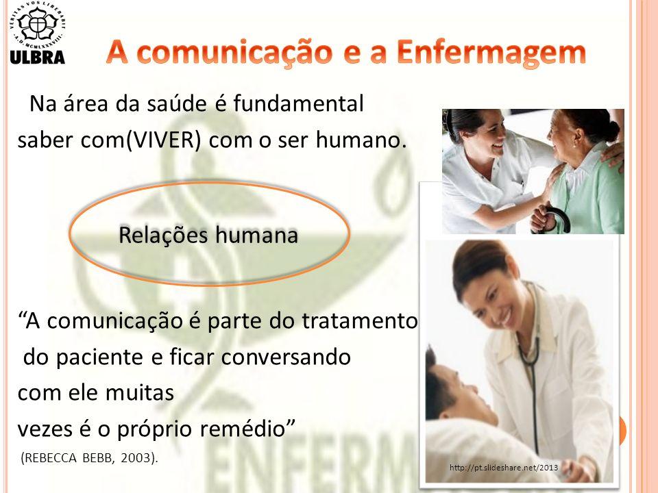 Importancia da bioquimica na enfermagem