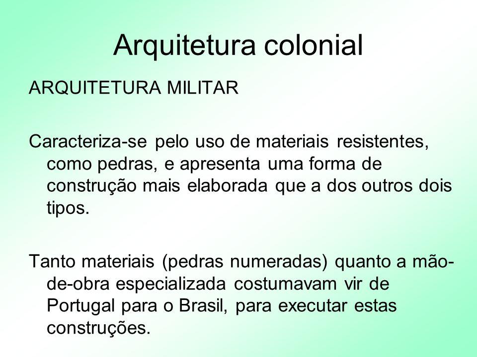 Muitas vezes Arte no Brasil Colonial Arquitetura e urbanismo - ppt video online  OG21