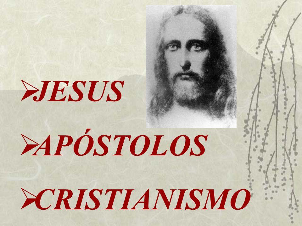 JESUS APÓSTOLOS CRISTIANISMO