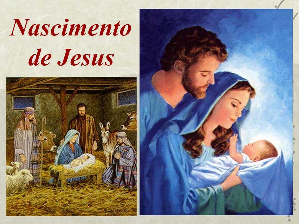 Nascimentode Jesus