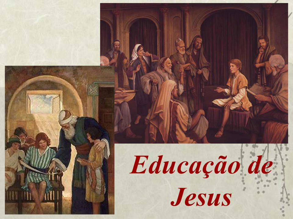 Educação de Jesus