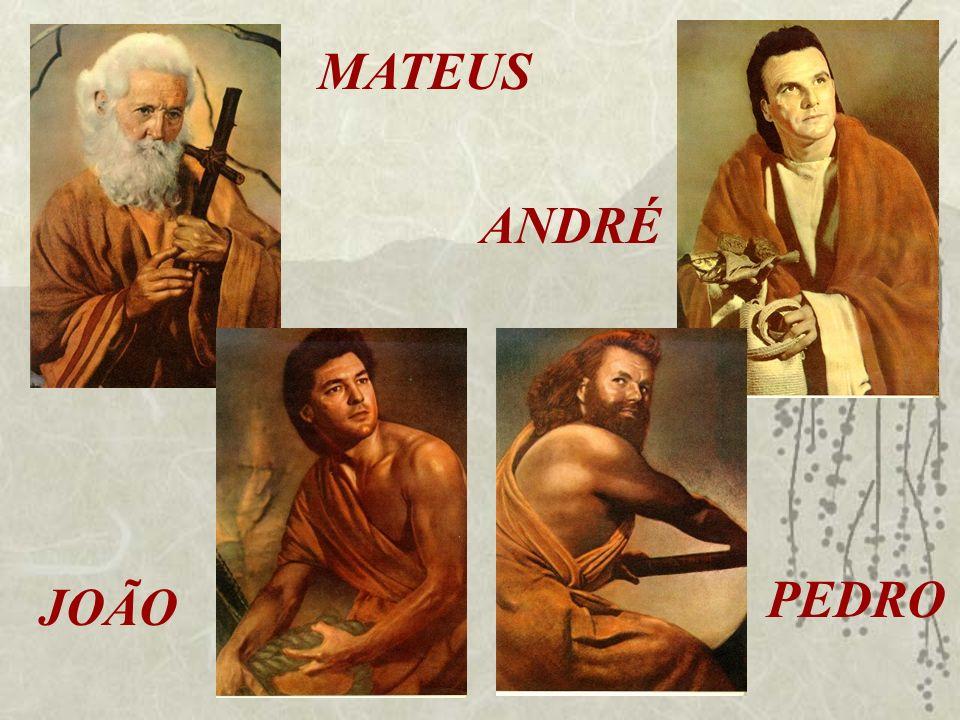 MATEUS ANDRÉ PEDRO JOÃO