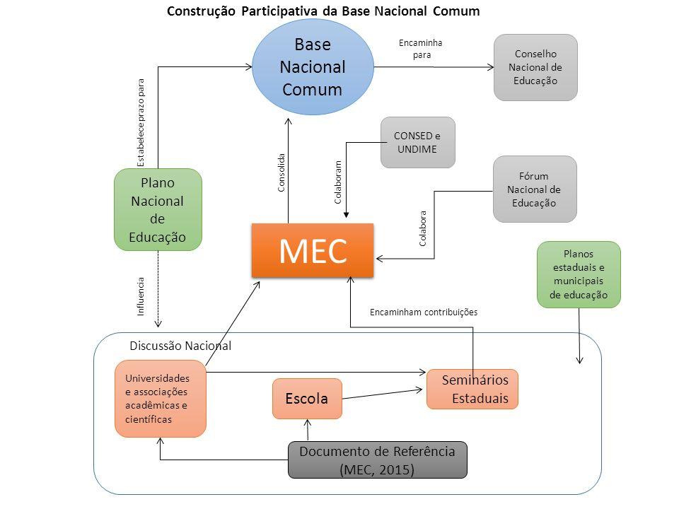 Construção Participativa da Base Nacional Comum