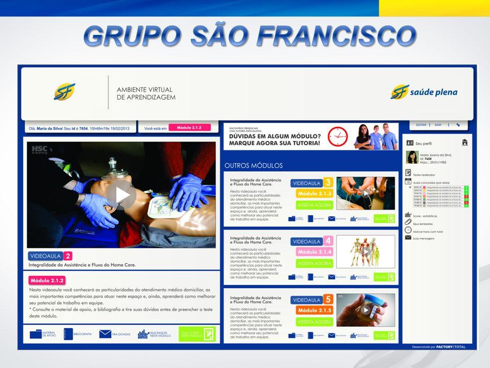 GRUPO SÃO FRANCISCO