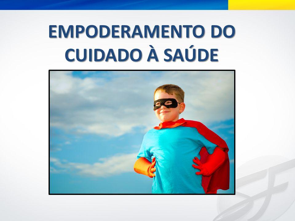EMPODERAMENTO DO CUIDADO À SAÚDE