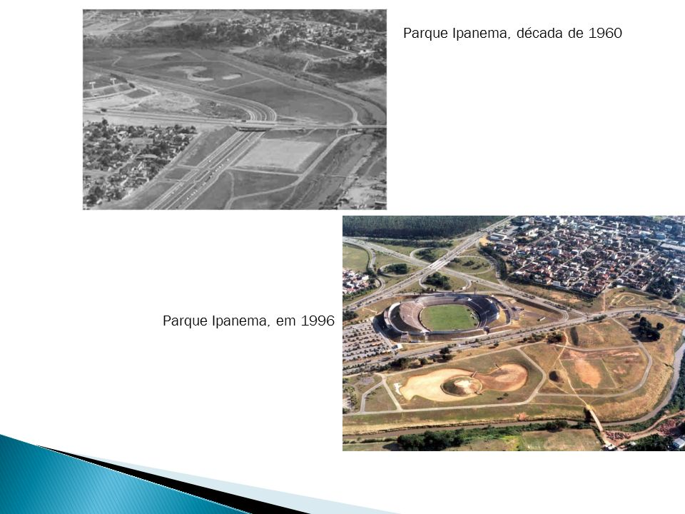 Parque Ipanema, década de 1960