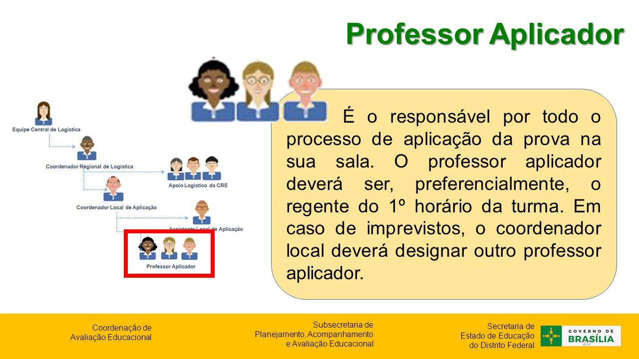 Professor Aplicador