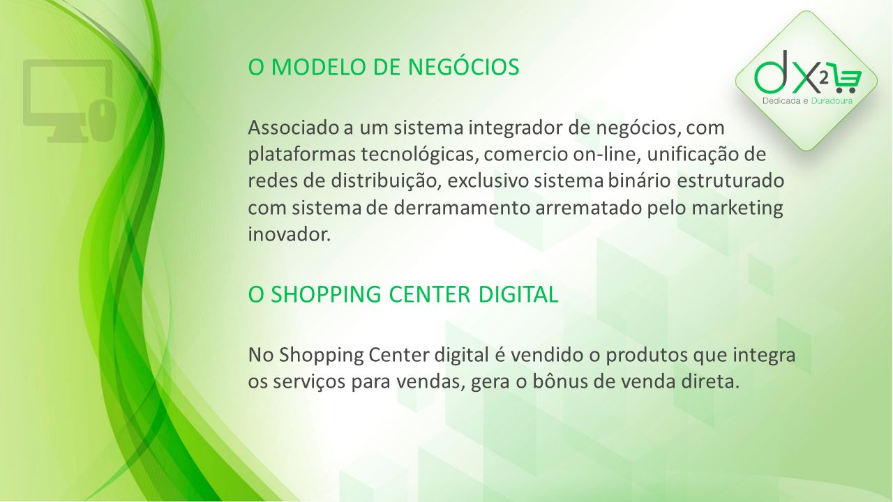 O SHOPPING CENTER DIGITAL