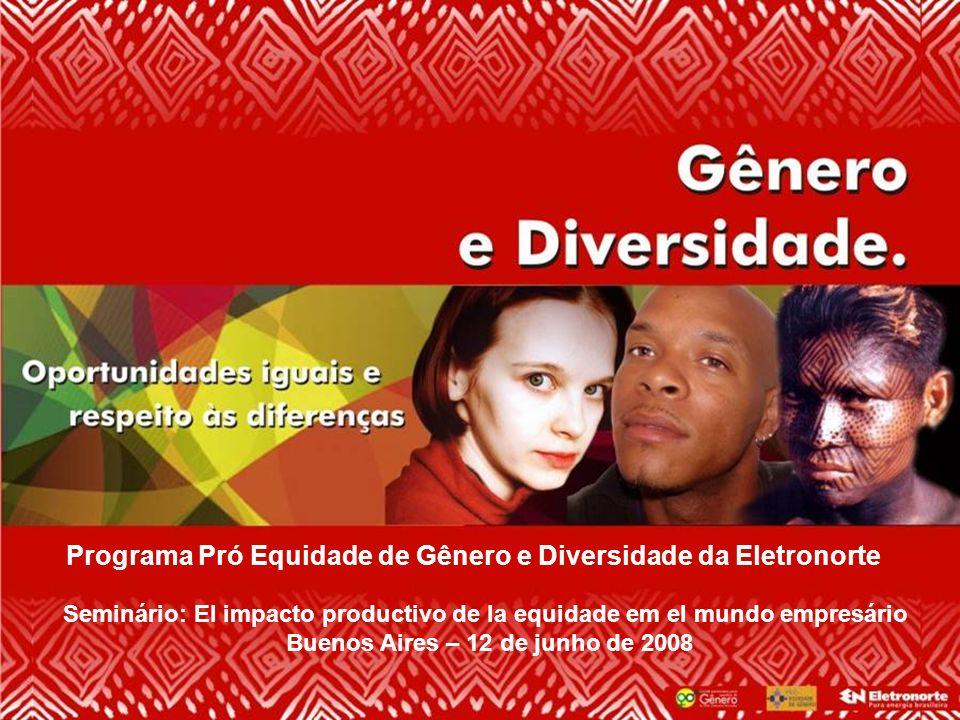 Programa Pró Equidade de Gênero e Diversidade da Eletronorte
