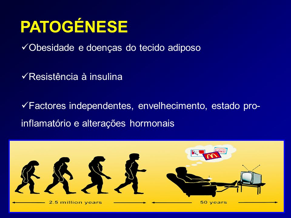 PATOGÉNESE Obesidade e doenças do tecido adiposo