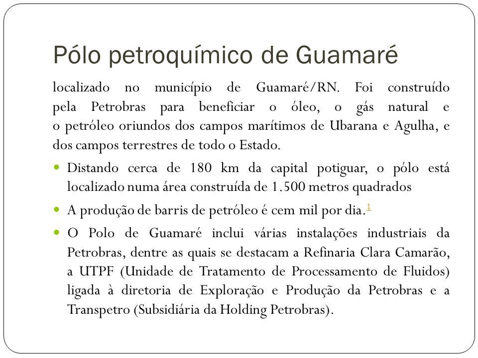 Pólo petroquímico de Guamaré