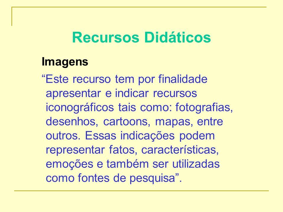 Recursos Didáticos Imagens