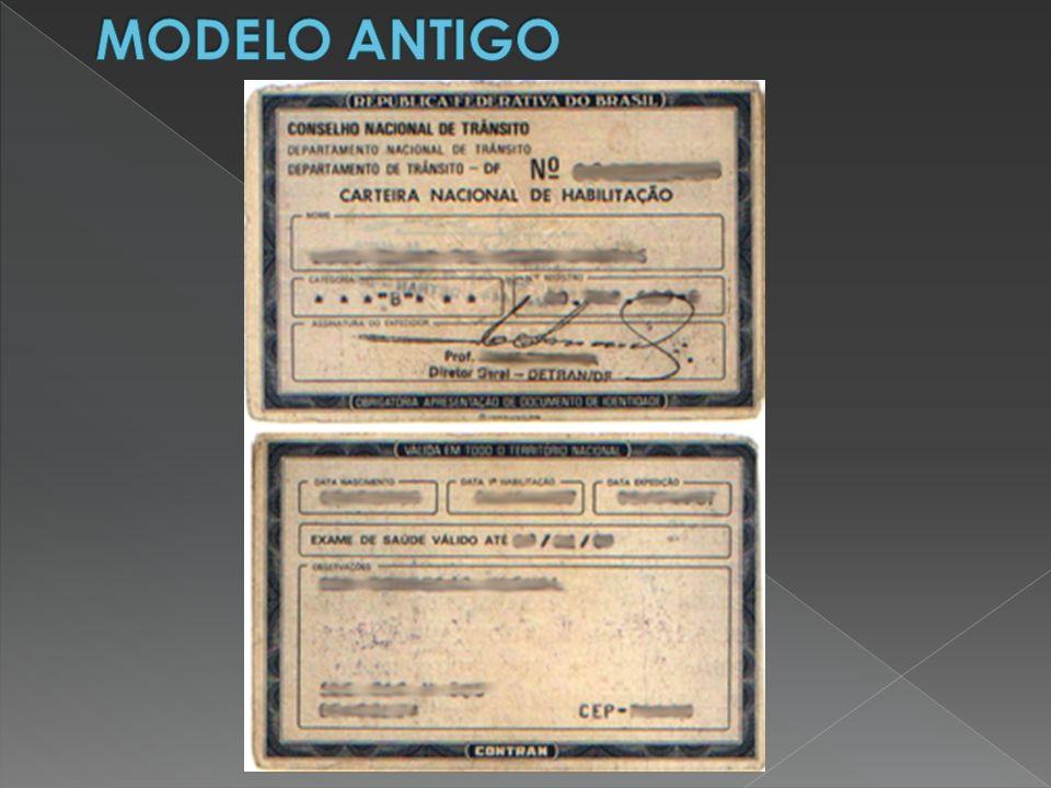 MODELO ANTIGO