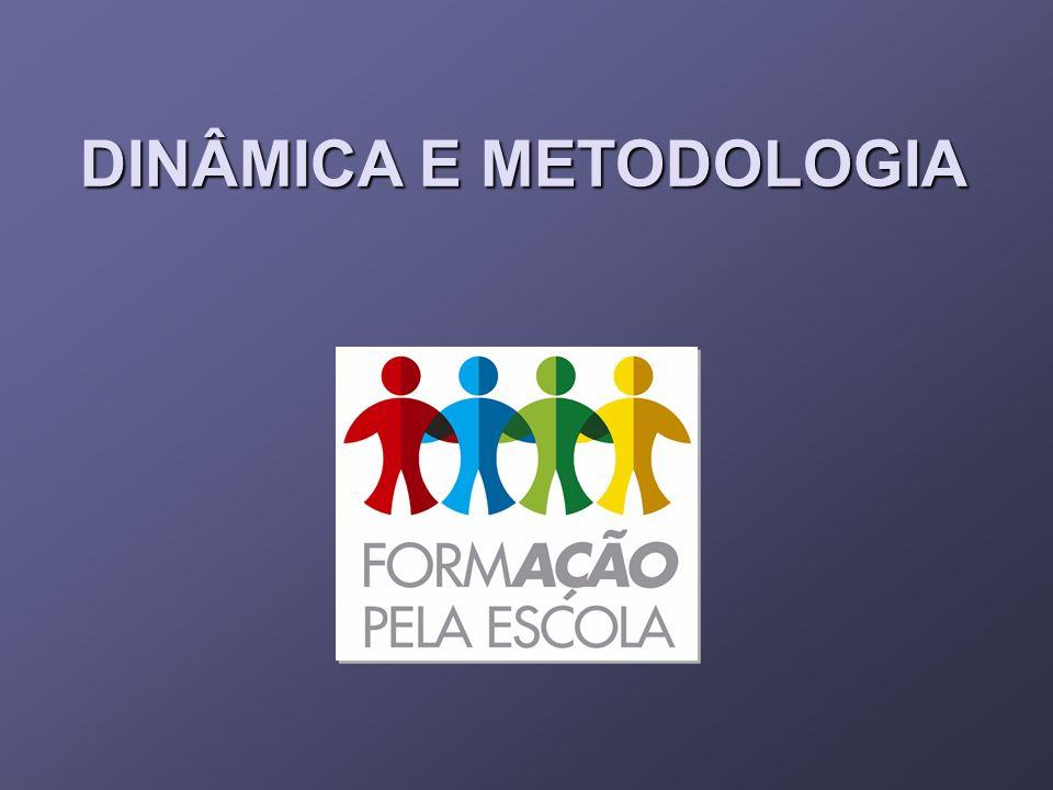DINÂMICA E METODOLOGIA