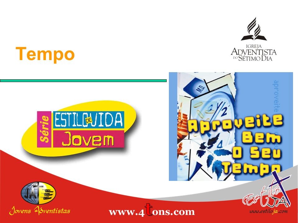 Tempo www.4tons.com Estiloja.com