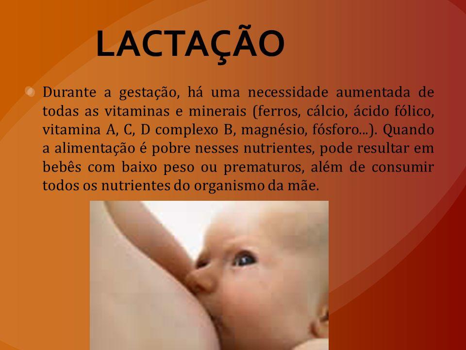 LACTAÇÃO