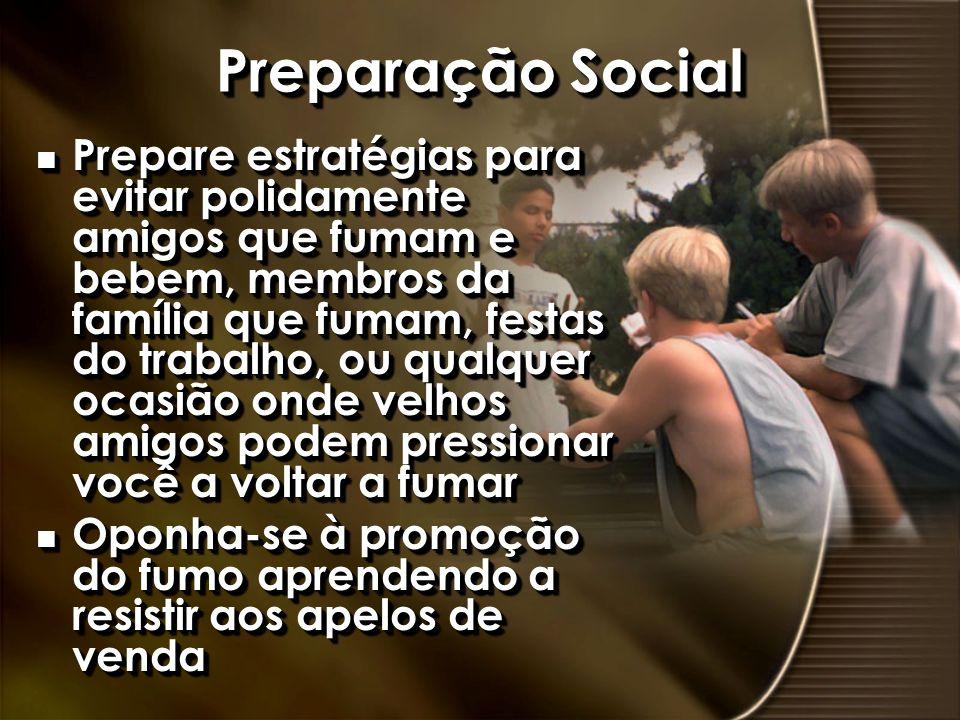 Preparação Social