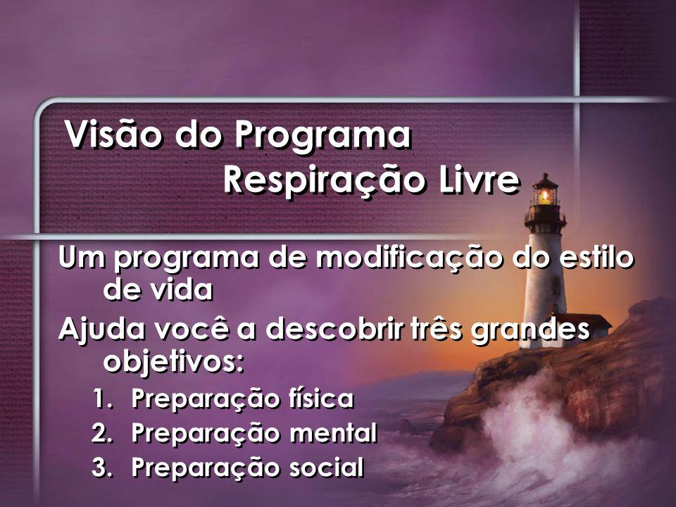 Visão do Programa Respiração Livre
