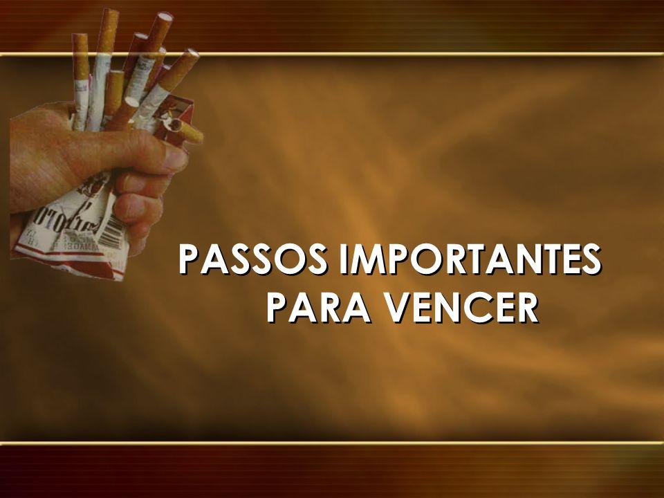 PASSOS IMPORTANTES PARA VENCER