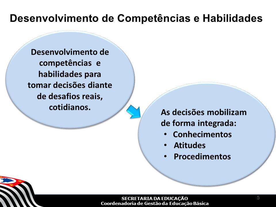 Desenvolvimento de Competências e Habilidades
