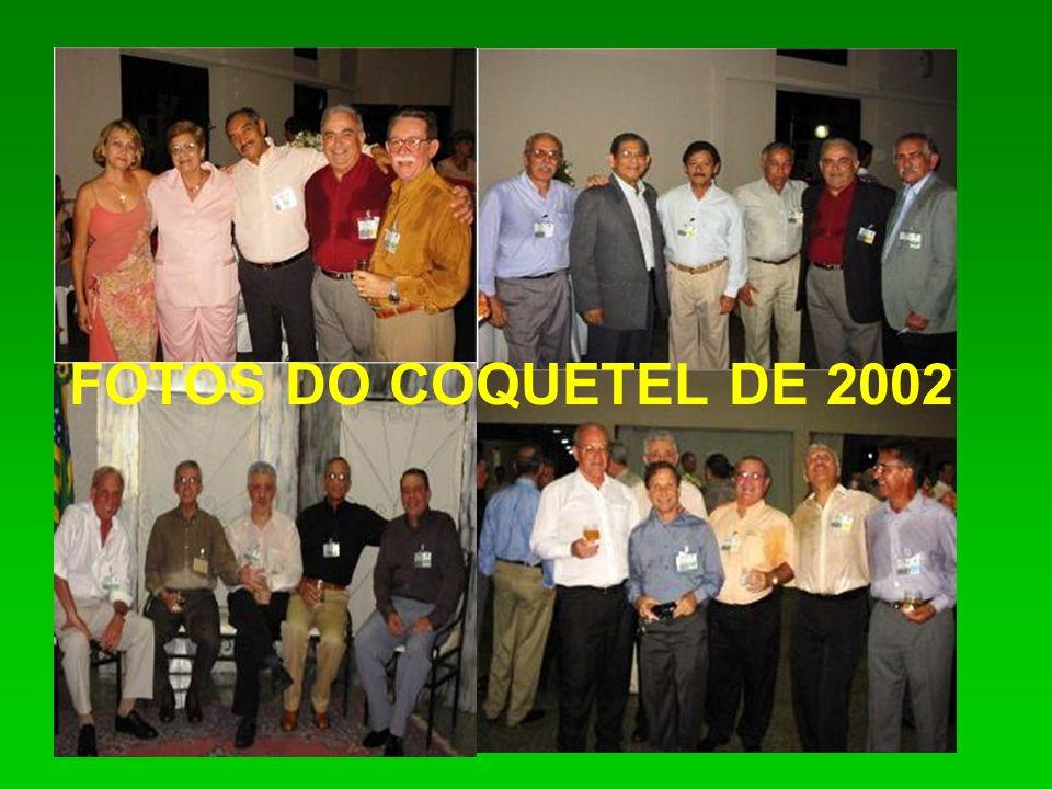 FOTOS DO COQUETEL DE 2002