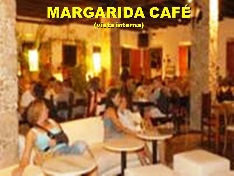 MARGARIDA CAFÉ (vista interna)