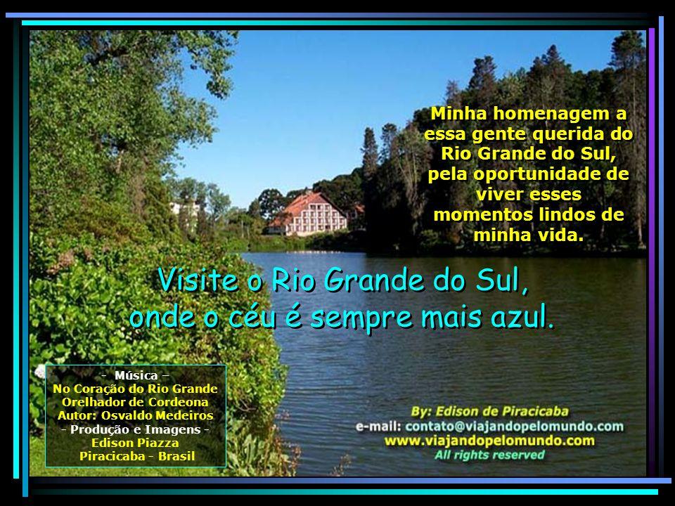 No Coração do Rio Grande Autor: Osvaldo Medeiros