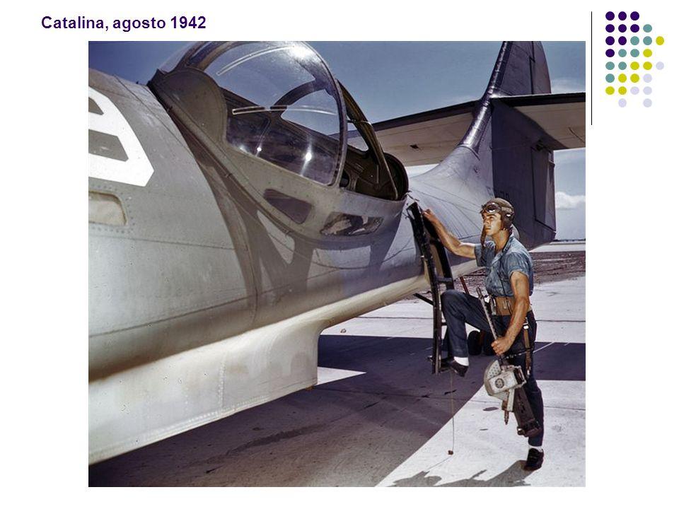 Catalina, agosto 1942