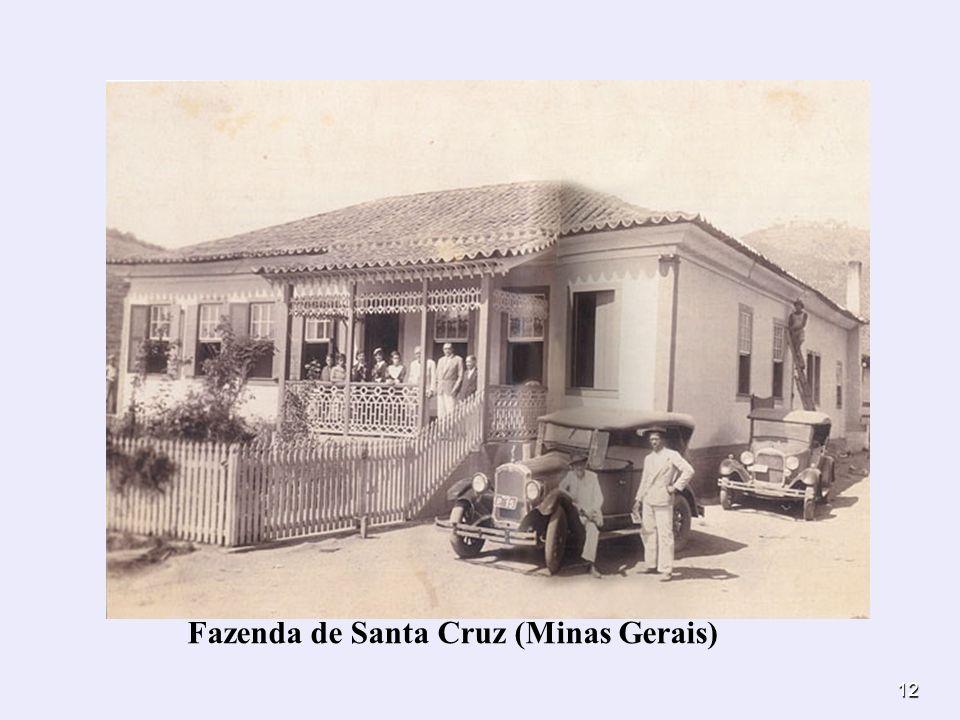 Fazenda de Santa Cruz (Minas Gerais)