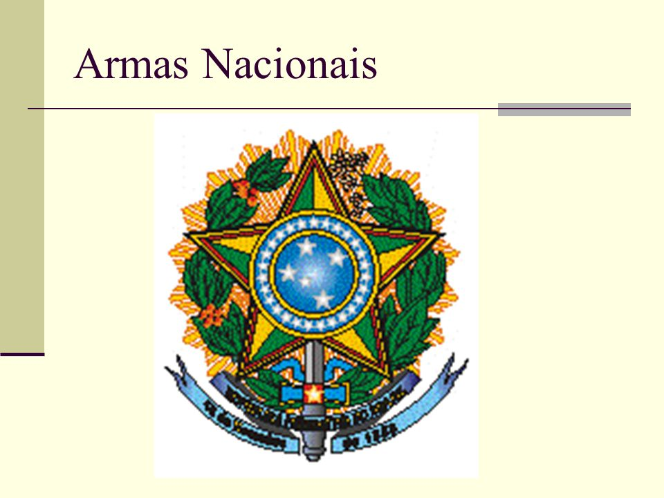 Armas Nacionais