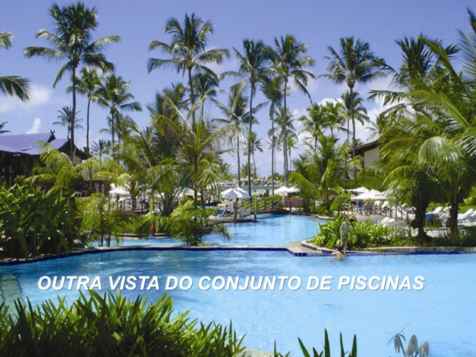 OUTRA VISTA DO CONJUNTO DE PISCINAS