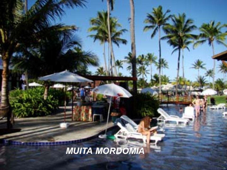 MUITA MORDOMIA