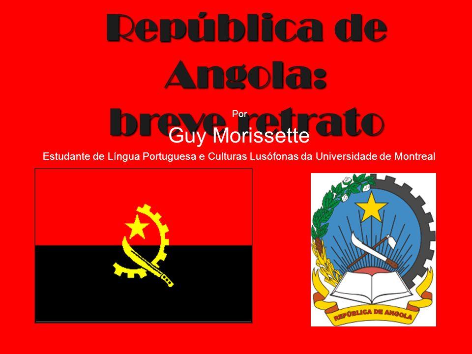 República de Angola: breve retrato