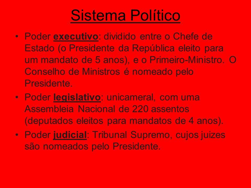 Sistema Político