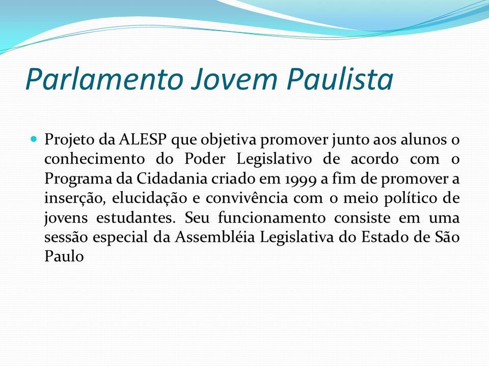 Parlamento Jovem Paulista