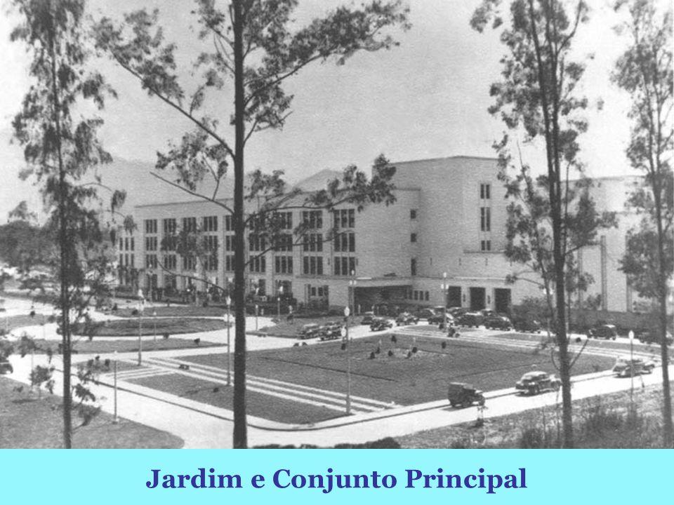 Jardim e Conjunto Principal