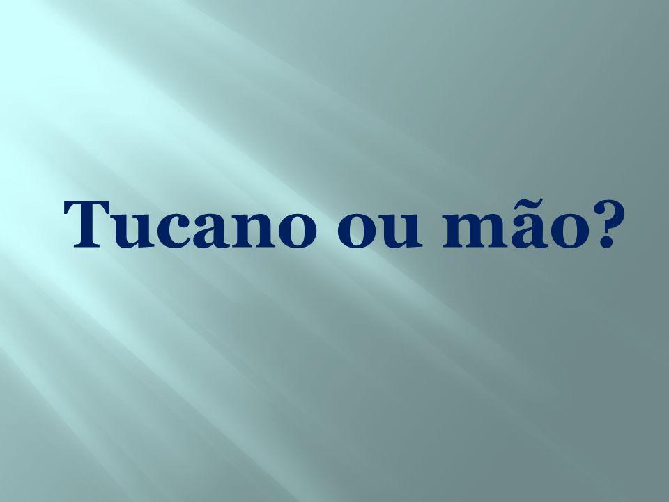 Tucano ou mão