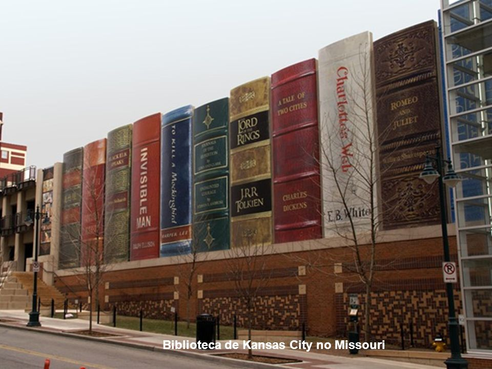 Biblioteca de Kansas City no Missouri