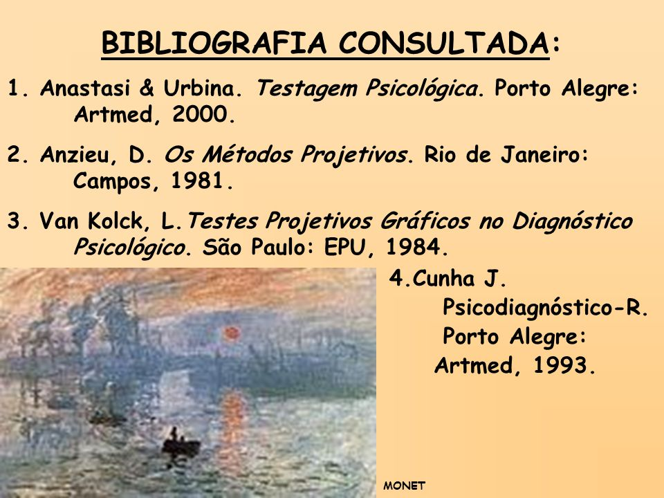 BIBLIOGRAFIA CONSULTADA: