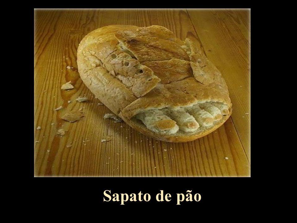 Sapato de pão