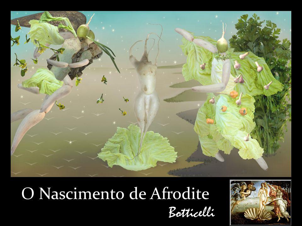 O Nascimento de Afrodite