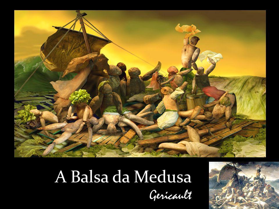 A Balsa da Medusa Gericault